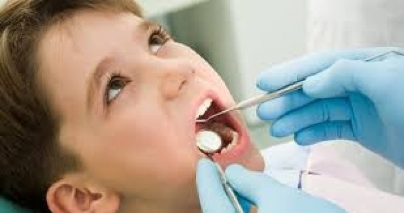 Dentista Especialista em Crianças Jardim Faria Lima - Dentista para Criança
