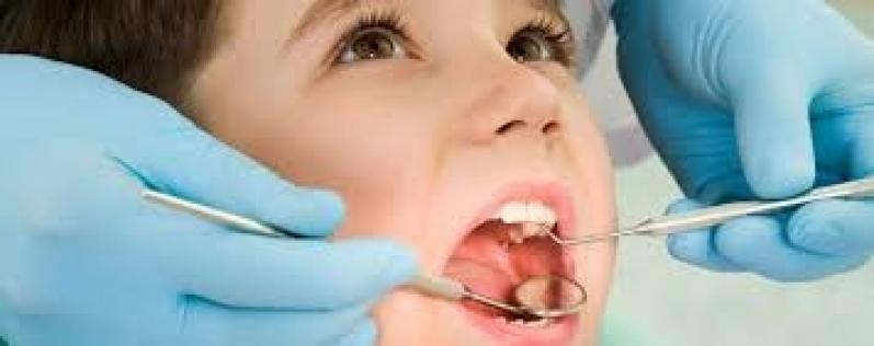 Dentista Pediátrico Jardim Nadir - Dentista Especialista em Crianças
