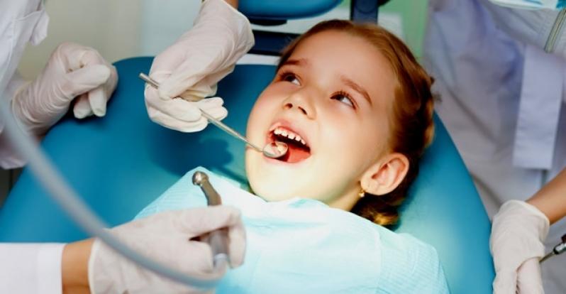 Onde Encontro Dentista de Criança Jardim Samara - Dentista Pediátrico Especialistas