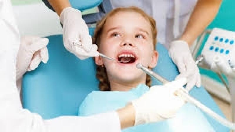Onde Encontro Dentista para Criança Jardim Rosana - Dentista Pediátrico