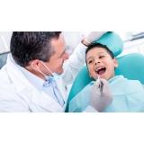 dentista de criança preço Jardim Piracuama