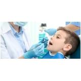 dentista para criança Vila Alteza