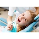 onde encontrar clinica odontológica para criança Parque Regina