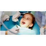 onde encontro clinica odontológica para criança Jardim Elisabeth