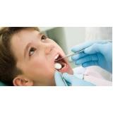 onde encontro dentista para bebês Vila Alteza