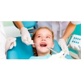 onde encontro dentista pediátrico Jardim Record
