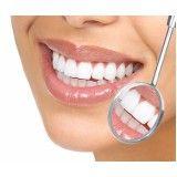 tratamento dentário com restauração Jardim Record